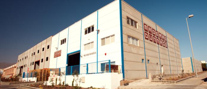 Maderas Dunnage - Fábrica de Palets
